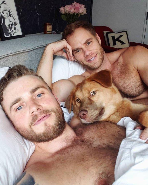Gus Kenworthy - Matt Wilkas gay hot sexy dudes guys men