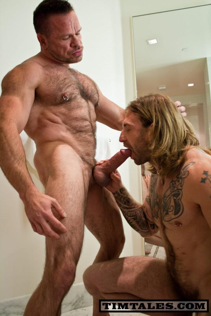 Greg York fuck Peter Axel gay hot daddy dude men porn TimTales