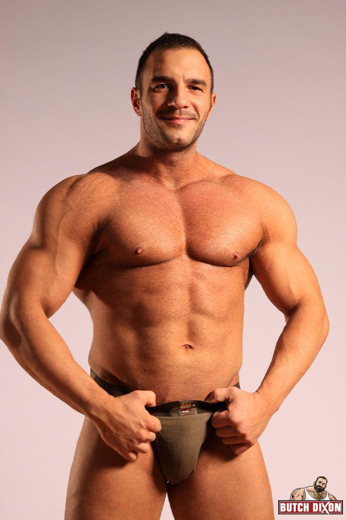 Fred Fele Ted Colunga gay hot daddy dude men porn