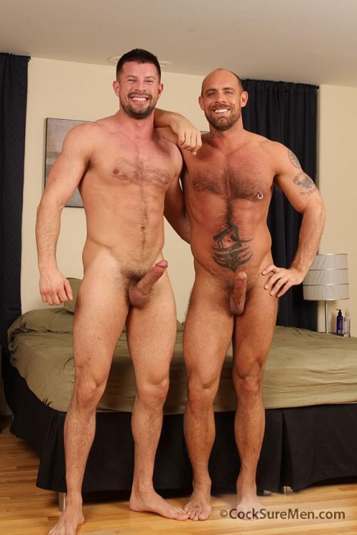 Jake Deckard Kyle King flip fuck gay hot daddy dude men porn