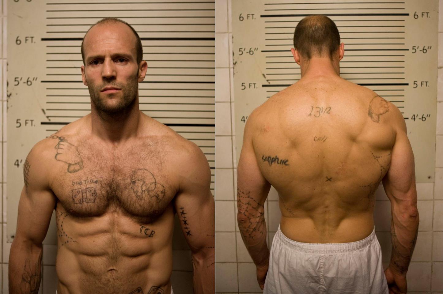 Jason Statham gay hot daddies