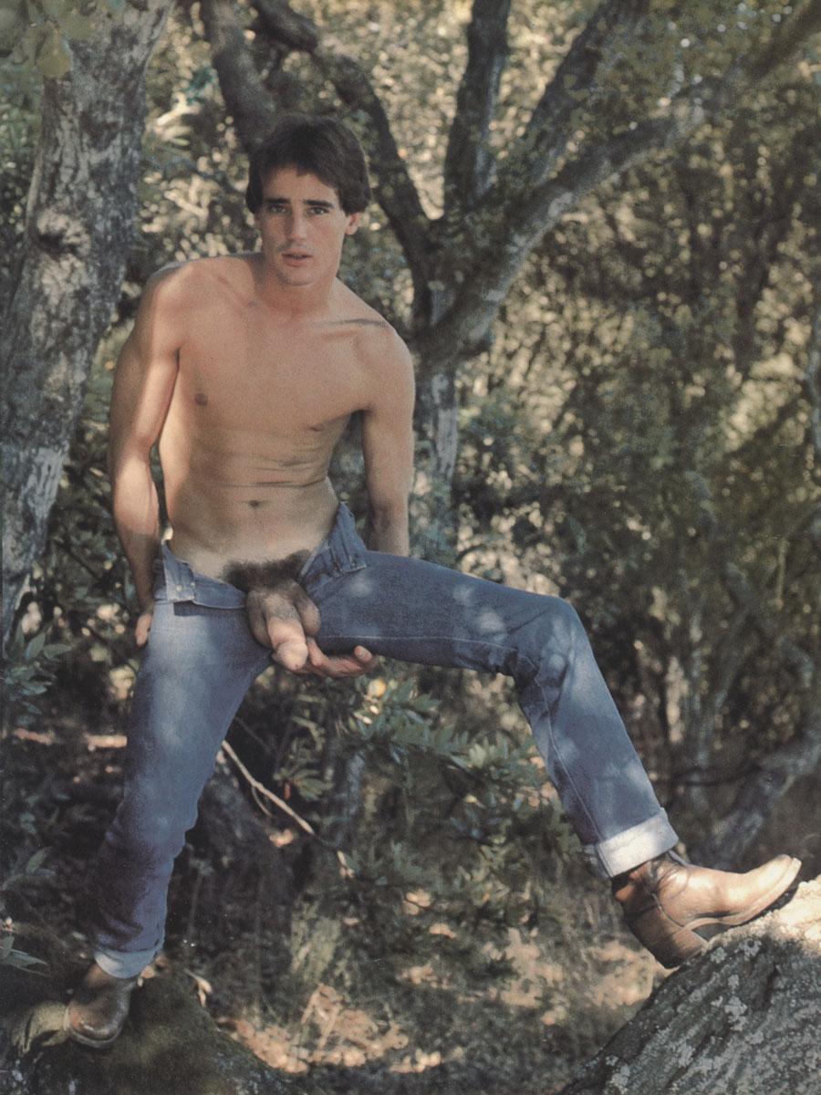 Johnny Harden gay hot vintage dude men porn
