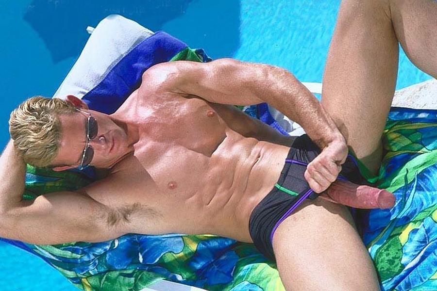Ken Ryker vintage gay hot daddy dude men porn