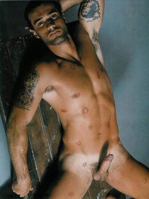 Leon Fala gay hot daddy dude men porn