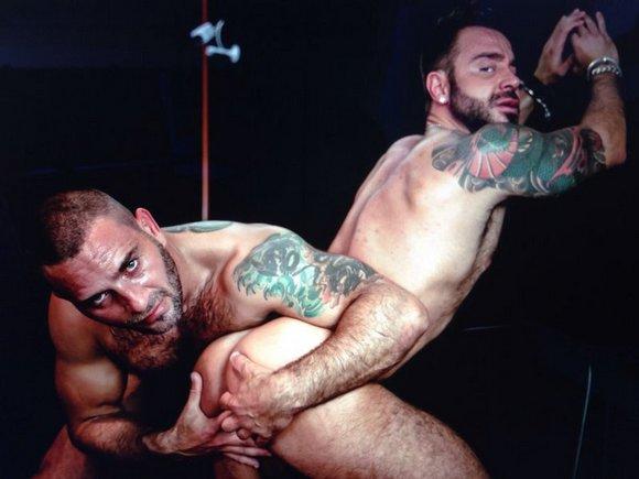 Edu Boxer fuck Martin Mazza gay hot daddy men porn Hardkinks