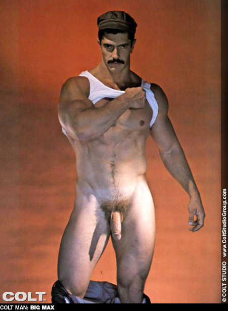 Mike Spanner vintage gay hot daddy porn