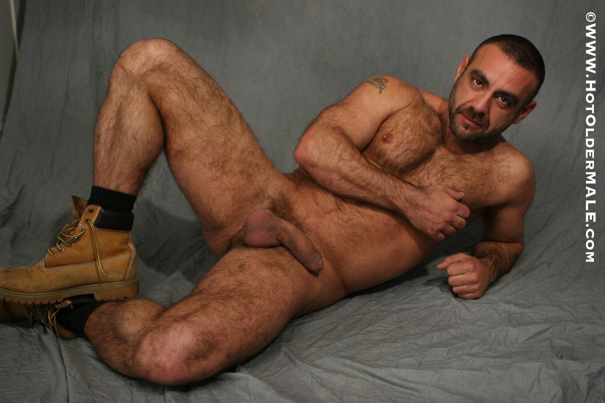 Manu Maltes gay hot daddy porn