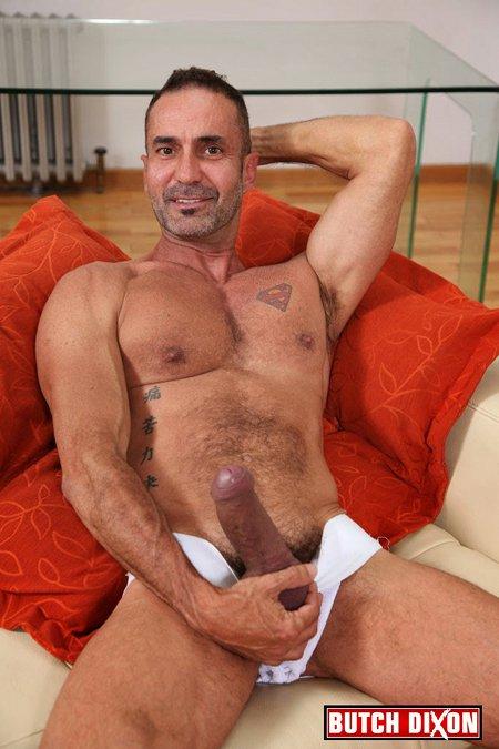 Lito Cruz gay hot daddy porn