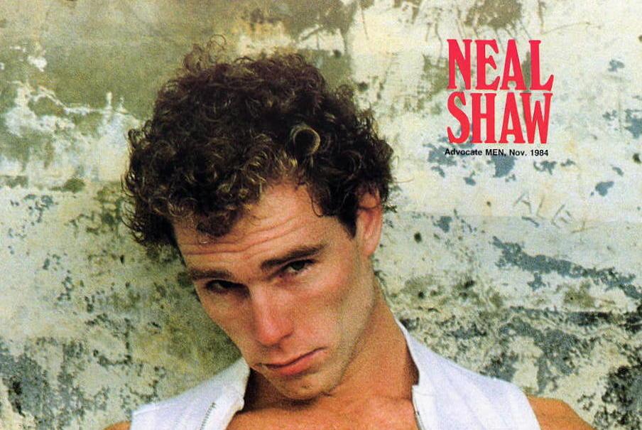 Neal Shaw vintage gay hot daddy dude men porn