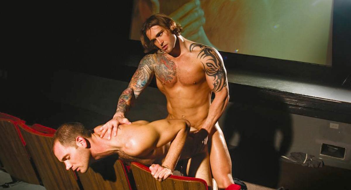 David Taylor Cole Streets gay hot daddy dude men porn Refocus