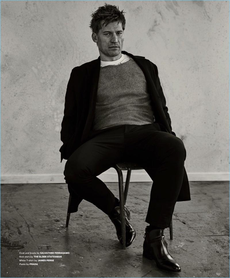 Nikolaj Coster-Waldau hot sexy dads dudes men