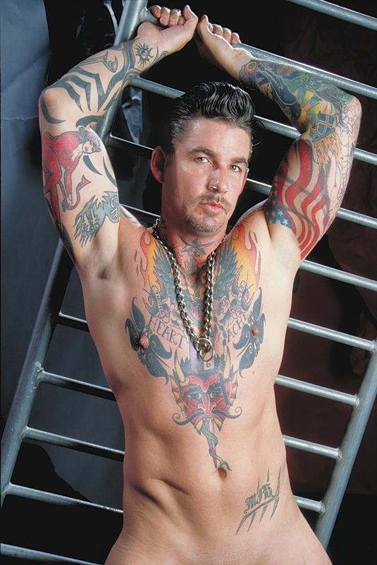 Steve Cannon gay hot daddy kink porn