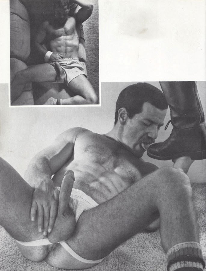 Mickey Squires vintage gay hot daddy dude men porn