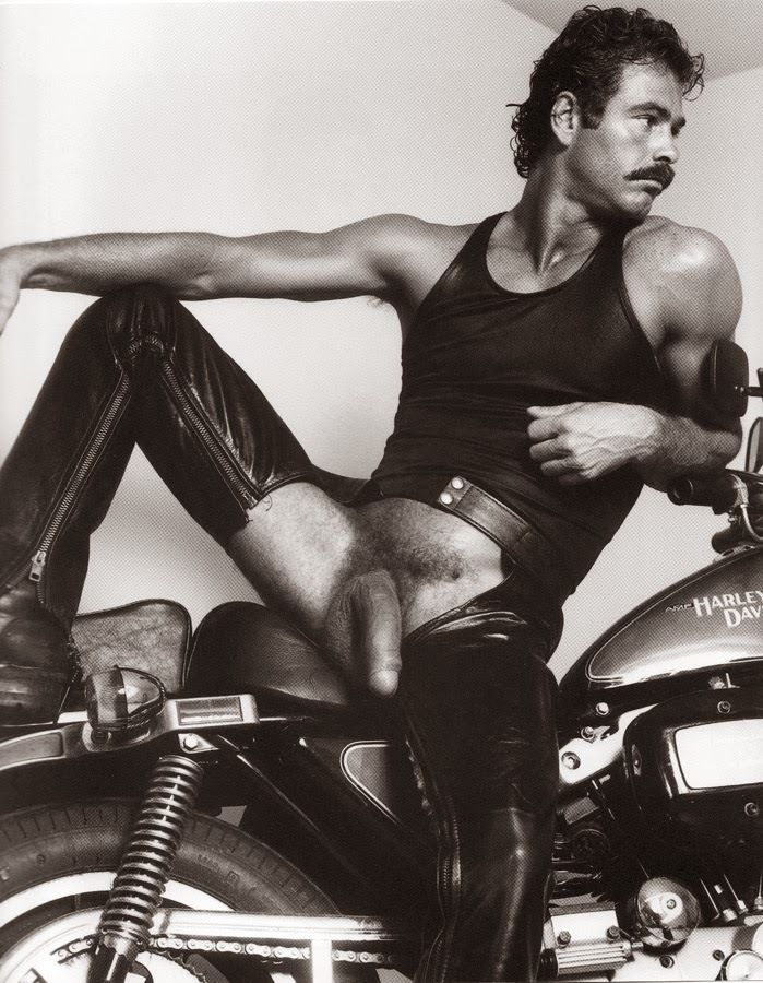Mark Rutter vintage gay hot daddy dude men porn
