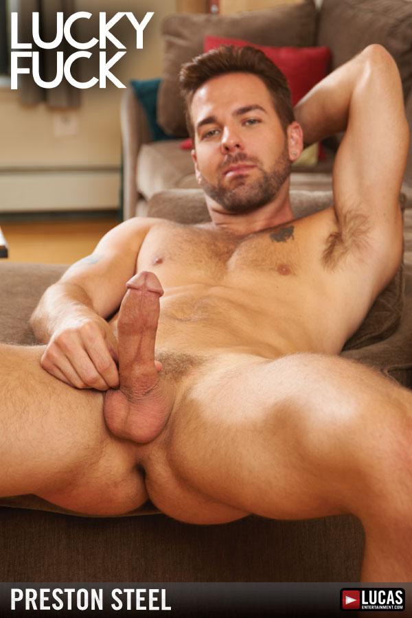 Preston Steel gay hot daddy dude men porn