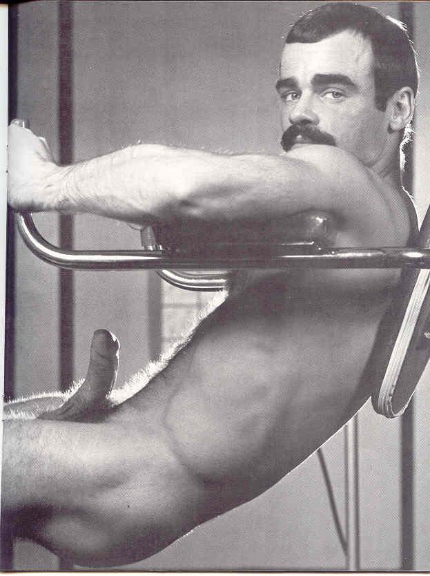 Jayson MacBride Scott Cooper vintage gay hot daddy dude porn Manhandlers