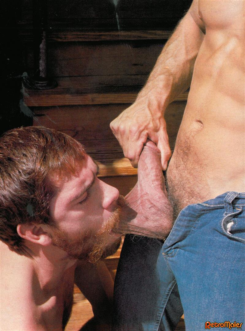 Al Parker fuck Sam Benson gay vintage hot daddy dude men porn Wanted