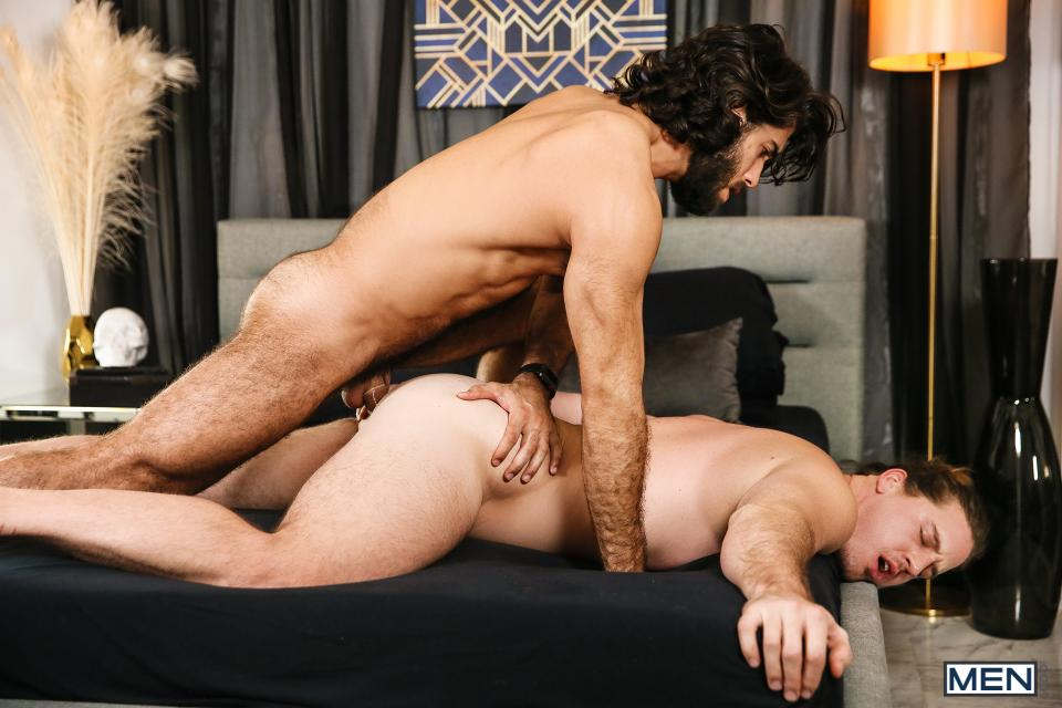 Diego Sans fuck Kip Johnson gay hot daddy dude men porn Puppy Love