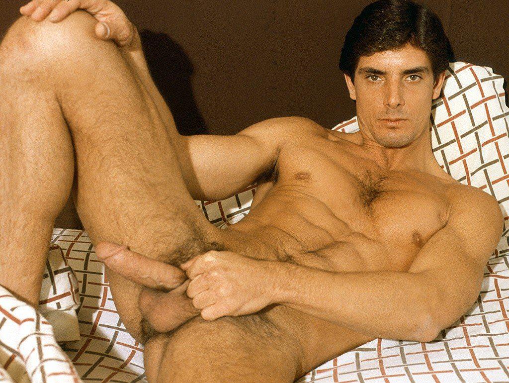 Joe Reeve vintage gay hot daddy dude porn