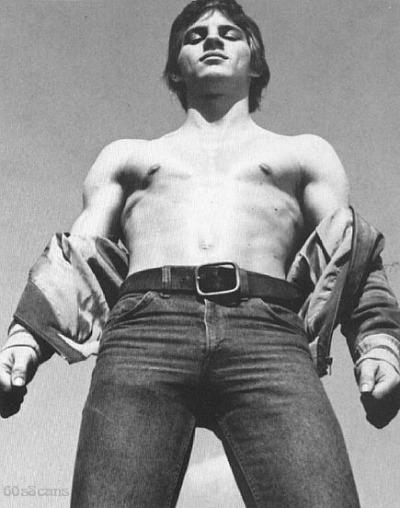 Bobby Kropp vintage gay hot dude men porn bob mizer
