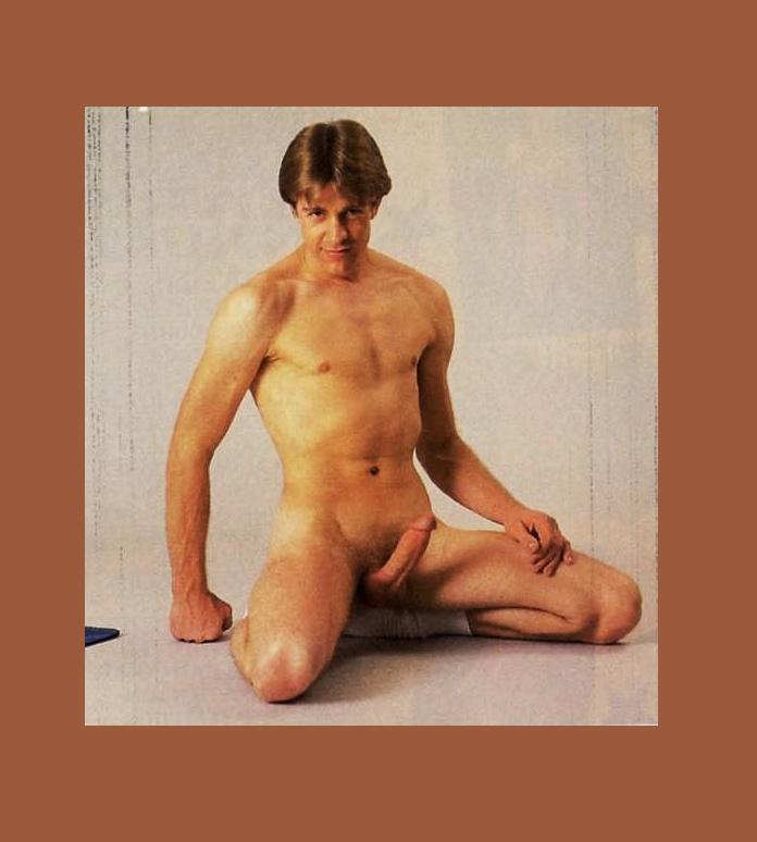 David Ashfield vintage gay hot daddy dude men porn