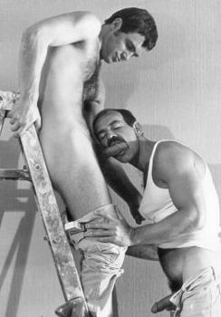 Mike Morris Mike Davis vintage gay hot daddy dude men porn