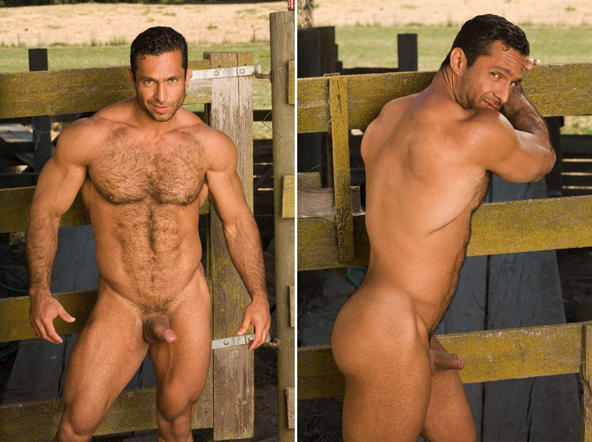 Adam Champ gay hot daddy dude men porn
