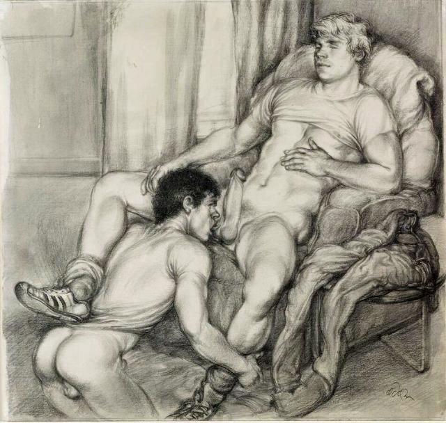gay hot dgay hot daddy dude men porn erotic artaddy dude men porn art