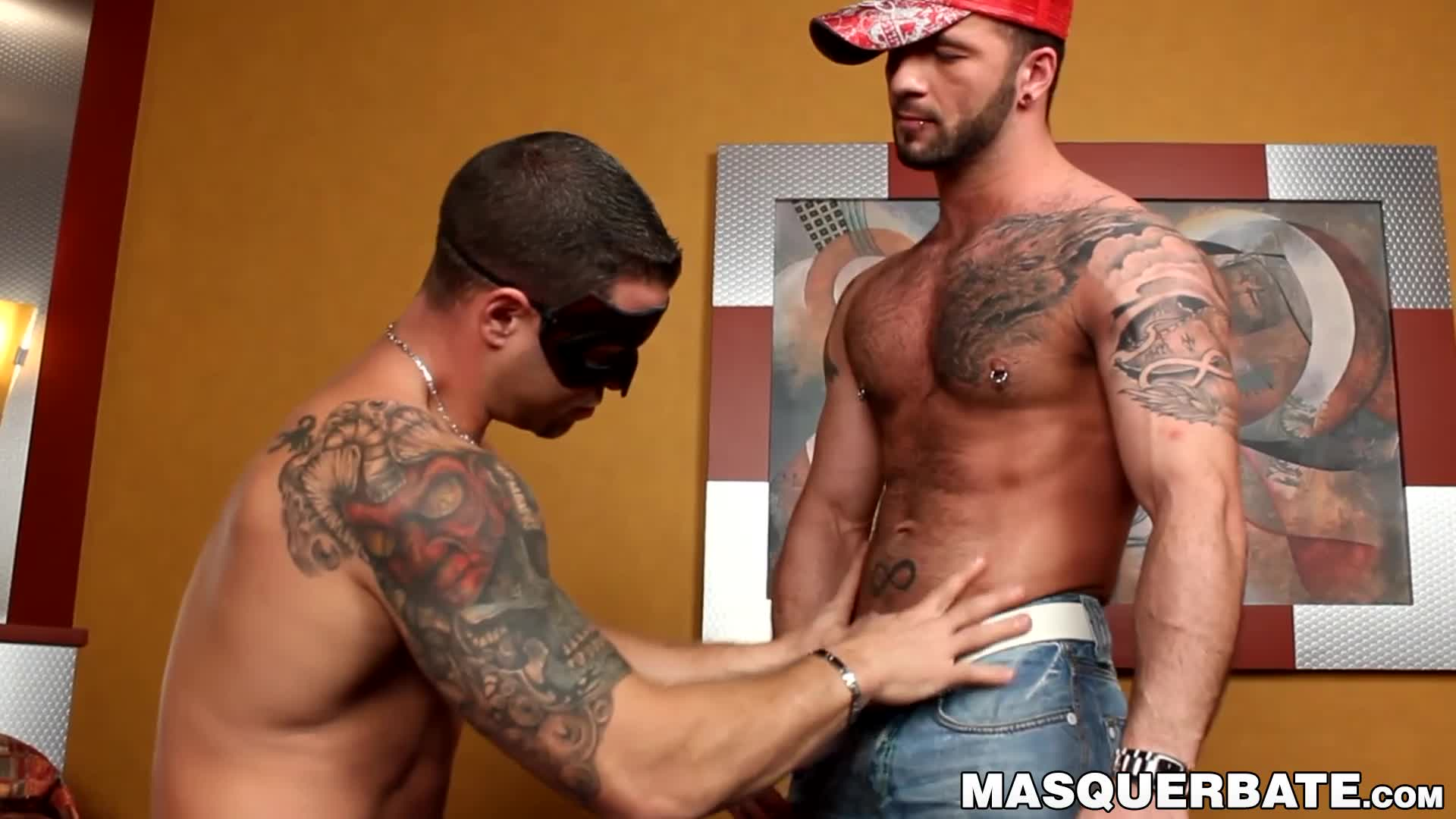 William fuck Manuel DeBoxer Maskurbate