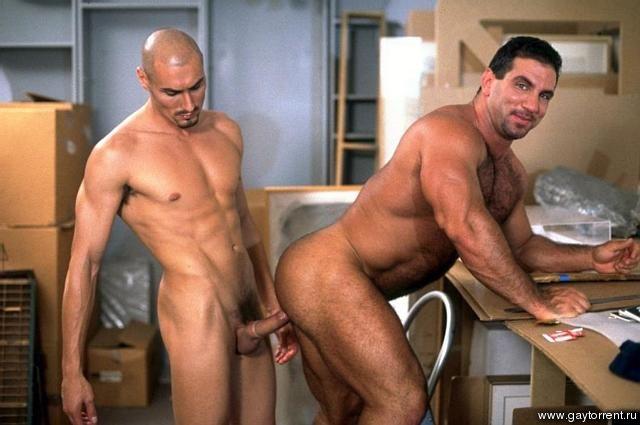 Tony Valentino fuck Tom Katt gay hot daddy dude men porn Crash of Titans