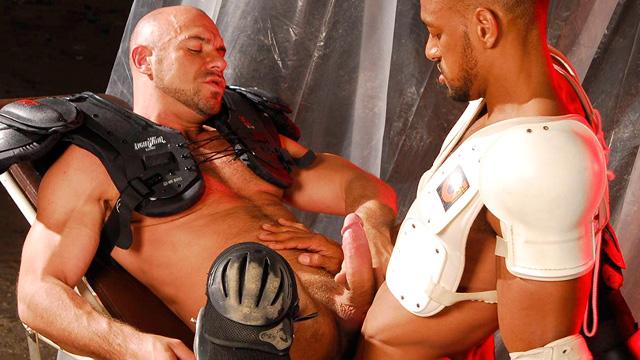 Carioca fuck Axel Ryder gay hot daddy dude men porn Men Factory