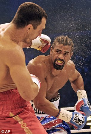 David Haye hot daddies dudes men boxer
