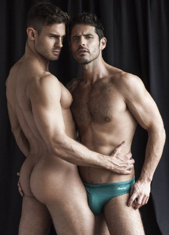 Kirill Dowidoff Diego Arnary gay hot daddy dude men porn