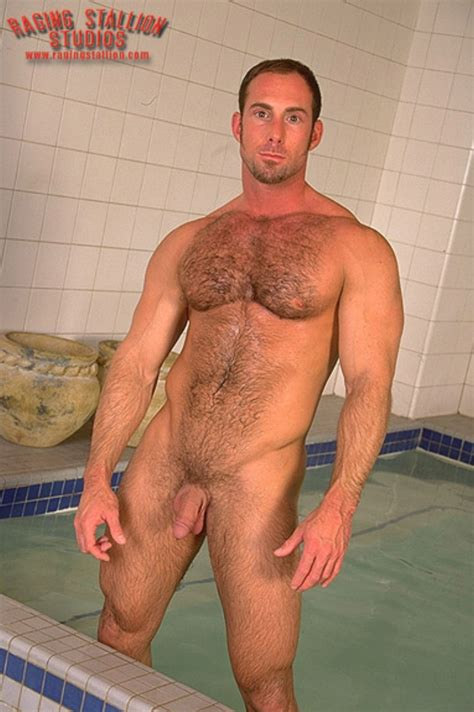 Eric Evans gay hot daddy dude men porn