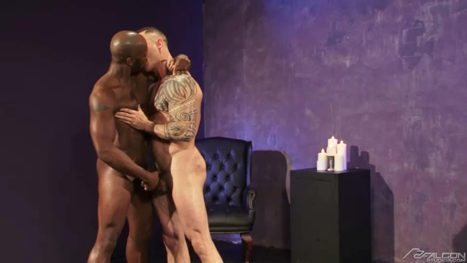 Race Cooper fuck Seven Dixon gay hot daddy dude men porn Into Darkness
