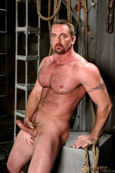 Blake Nolan gay hot daddy dude men porn Hairy Boyz