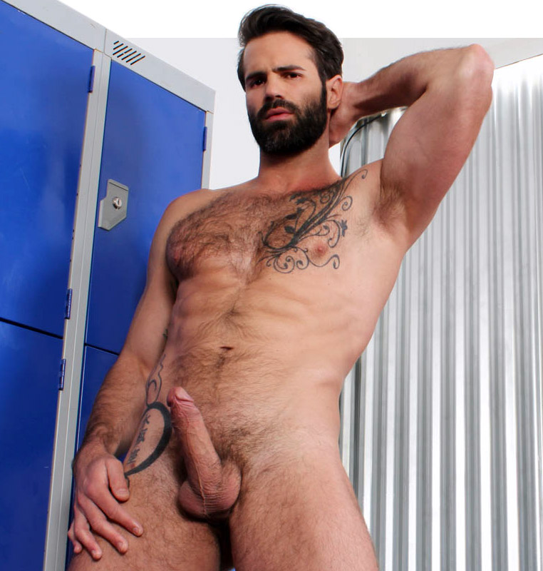 Dani Robles gay hot daddy dude men porn
