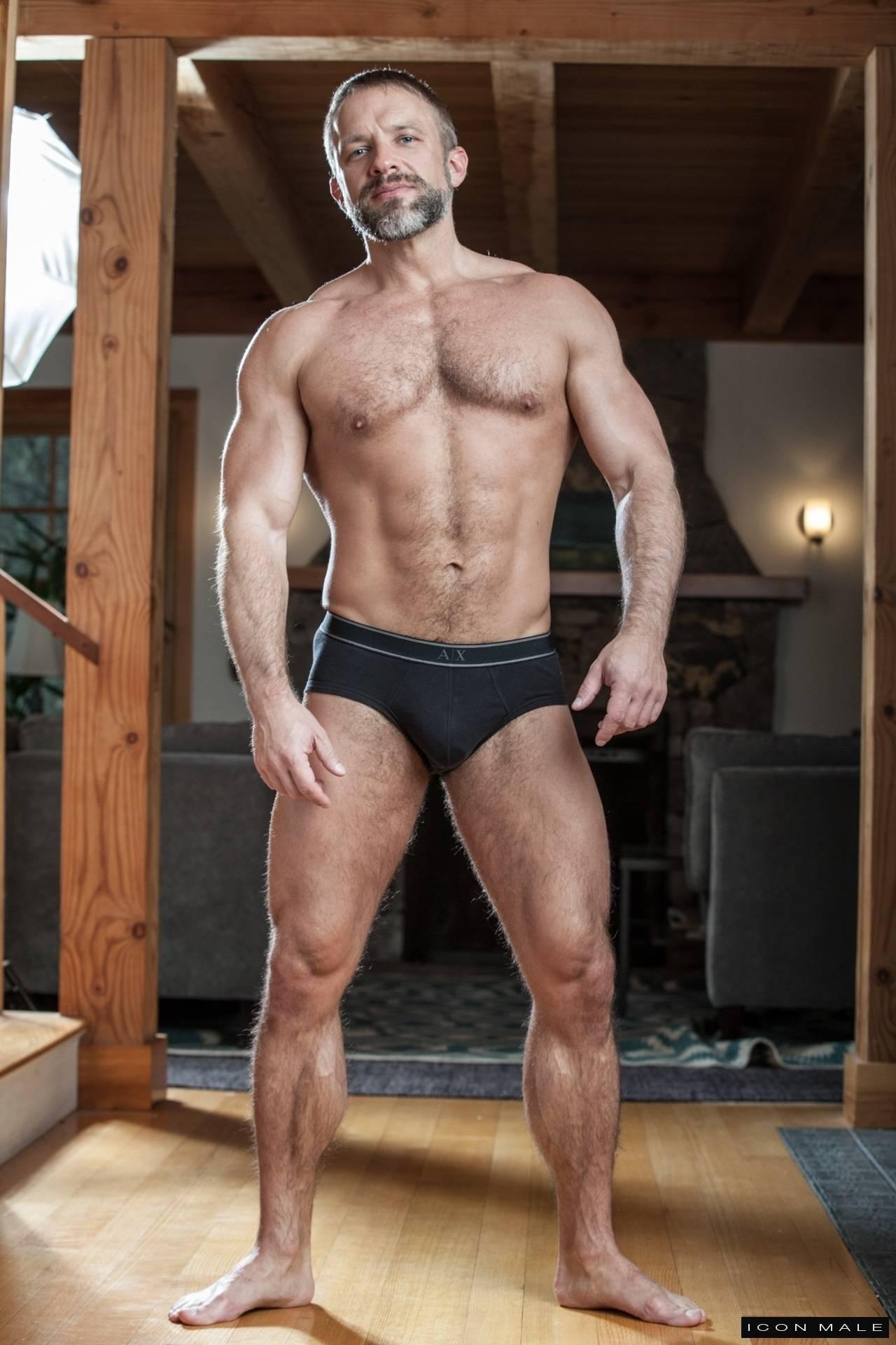 Dirk Caber gay hot daddy dude men porn