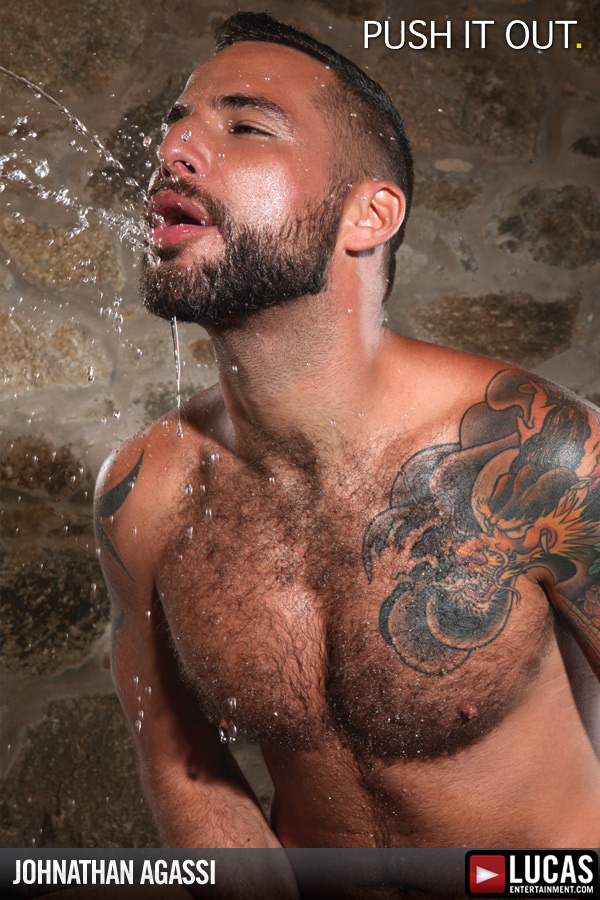 Jonathan Agassi gay hot daddy dude men porn