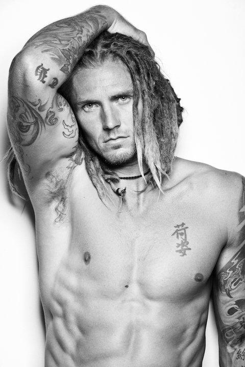 Robbie Gambrell hot daddies dudes men sexy model