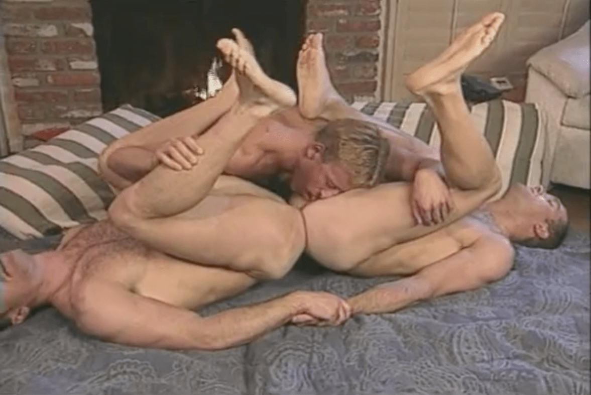 Peron Twins Griff Thorson gay hot daddy dude men porn