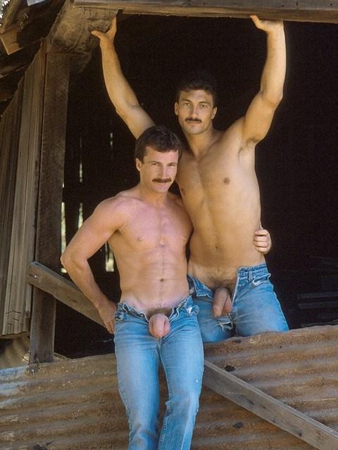 Joe Justin Cade gay hot daddy dude men porn