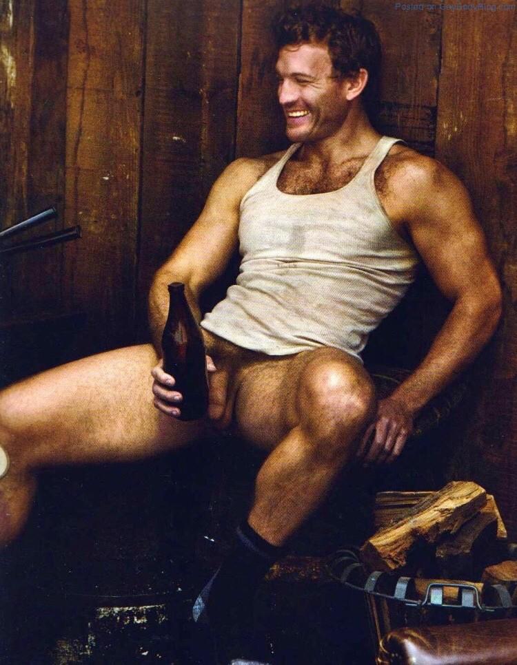 gay hot daddy dude men porn str8 rugged
