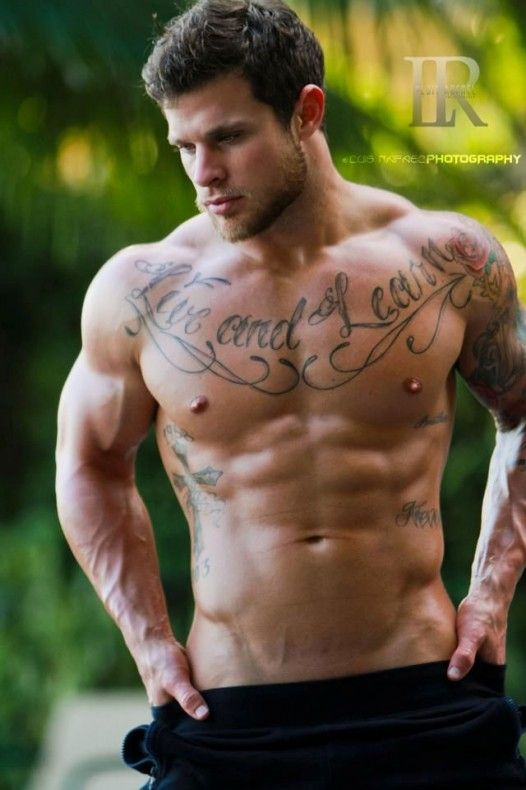 Austin Standage hot daddies dudes men