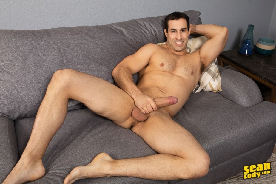 Randy gay hot daddy dude men porn sean cody