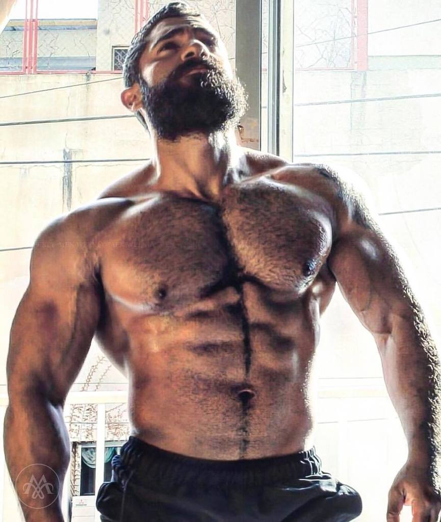 Doumit Ghanem gay hot daddy dude men str8 sexting cruising