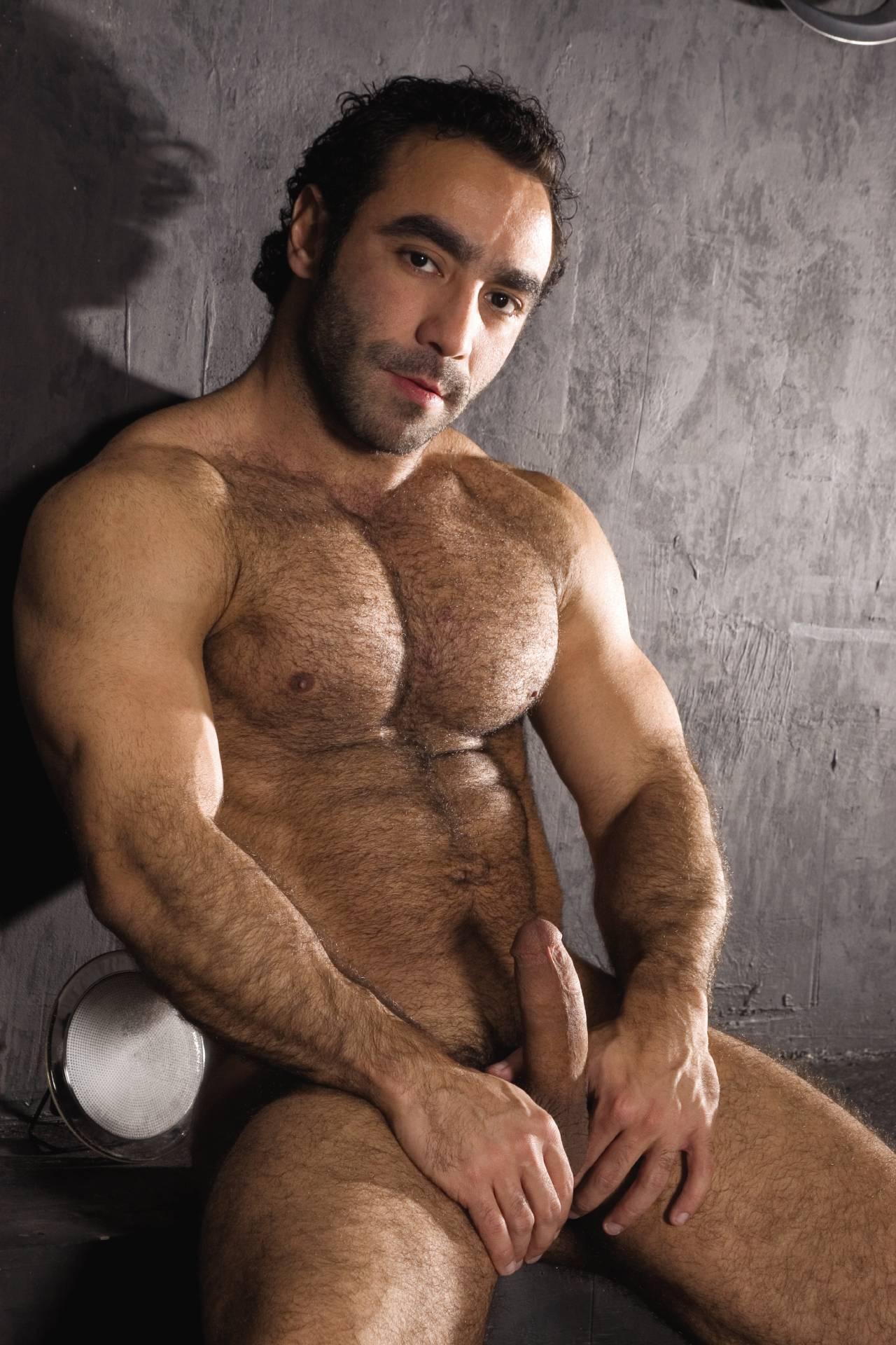 Huessein gay hot daddy dude men porn