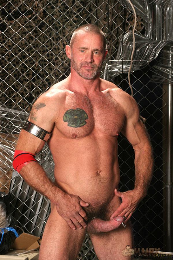 Brendan Davies gay hot daddy dude men porn