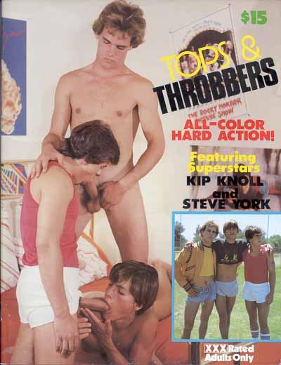 Kip Noll Scott Noll Steve York bareback fuck vintage gay hot dudes guys men porn Cuming of Age