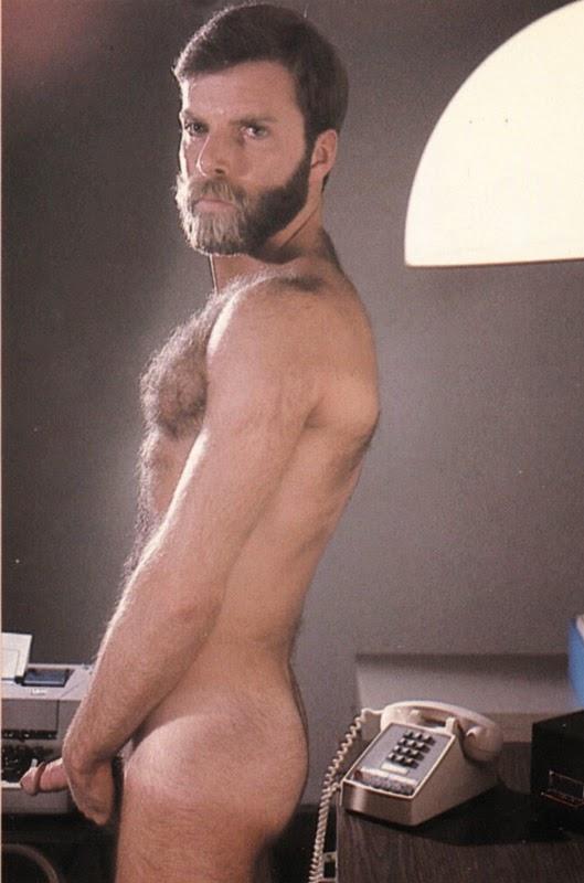 Michael Braun vintage gay hot daddy dude men porn